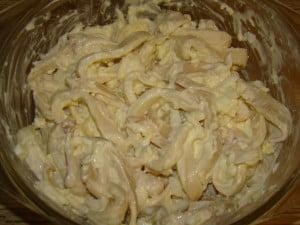 блюда из кальмара