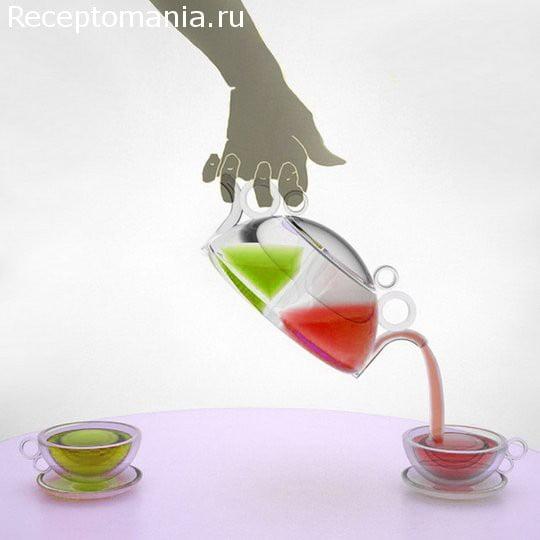 дизайнерский чайник