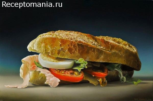 картины еды