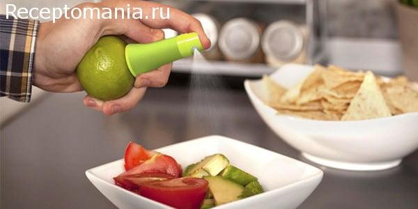 дизайн в кулинарии