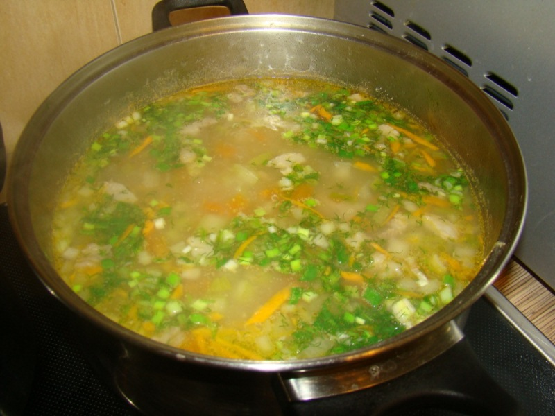 Сельдереевый суп для похудения правильный рецепт