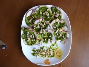 блюда из осьминога