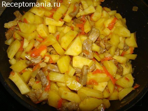 солянка из картошки и капусты