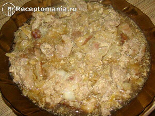 Бедро индейки в духовке - пошаговый рецепт с фото: как. - pojrem 2