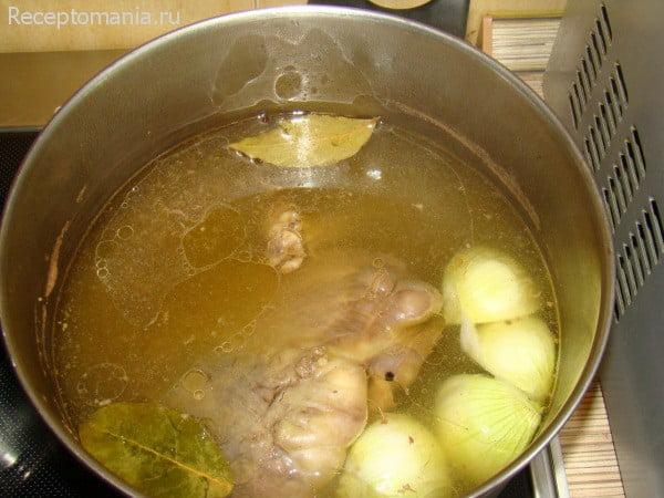 Простое и вкусное блюдо из картофеля и грибов