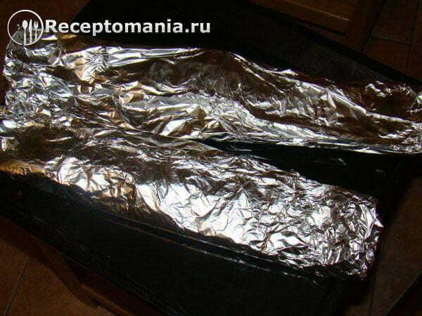 нерка рецепт в фольге в духовке рецепт с фото